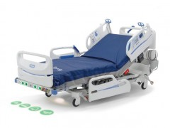 "Hillrom makes high-tech medical equipment, such as ""smart beds"" that are designed to cont..."
