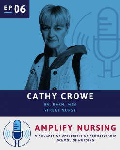 Cathy Crowe, Street Nurse