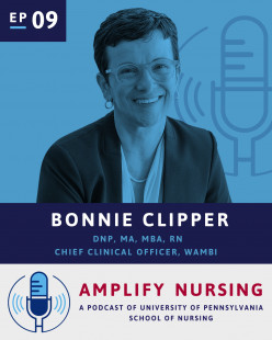 Dr. Bonnie Clipper Amplify Nursing
