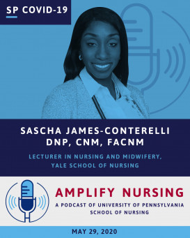 Dr. James-Conterelli. Amplify Nursing
