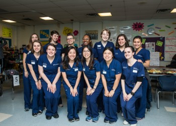 Penn Futures Boot Camp at Kensington Health Science Academy