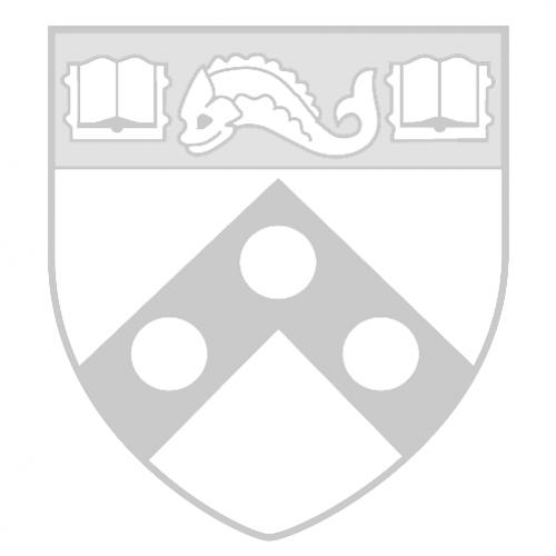George Cronin Faculty Penn Nursing