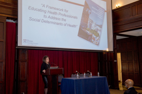 The Penn Inter-Professional Forum to Address Social Determinants of Health