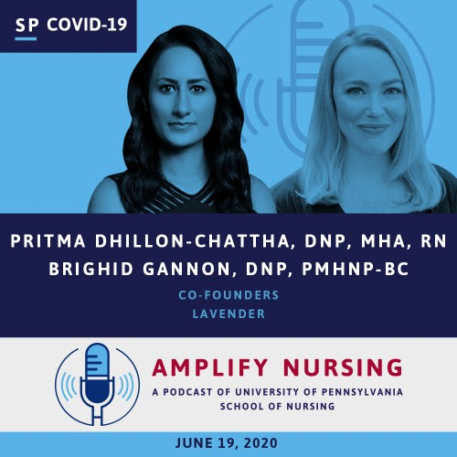 Dr. Pritma Dhillon-Chattha and Dr. Brighid Gannon images