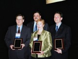 The 2003 Article of the Year Award went to the authors of the landmark study in JAMA