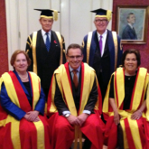 Honorary Degree 4