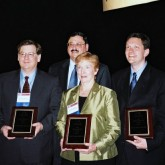 The 2003 Article of the Year Award went to the authors of the landmark study in JAMA that found R...