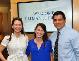 Penn Nursing Rita and Alex Hillman Foundation Scholars Gather for End of School Year Reception