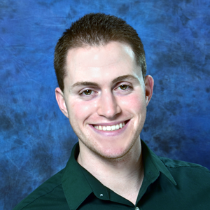 Joshua Porat-Dahlerbruch, GrN'21, finds peer-mentorship essential for success in nursing doctoral programs