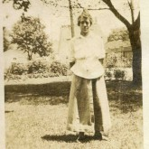 Student File, Student Photo, Lovice Jones, Class of 1920, Frederick Douglass Memorial Hospital and Training School