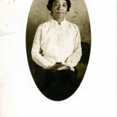 Student File, Student Photo, Mabel Williams, Class of 1917, Frederick Douglass Memorial Hospital and Training School