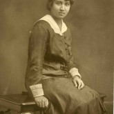Student File, Photo, Camilla Alberta Grant, Class of 1921, Frederick Douglass Memorial Hospital and Training School