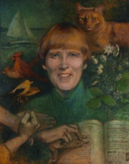 Barbara Bates portrait