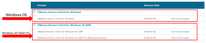 Virtual Desktop & Applications (VDI) • Information