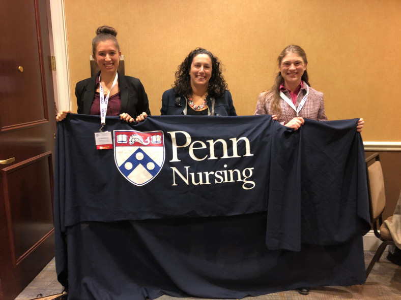 Proud to Represent Penn Nursing!