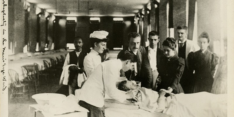 History Of Hospitals Nursing History And Health Care Penn Nursing
