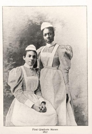 Graduates of Frederick Douglass Memorial Hospital, Philadelphia, PA 1897