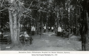 Byberry State Hospital, Philadelphia, PA c. 1920