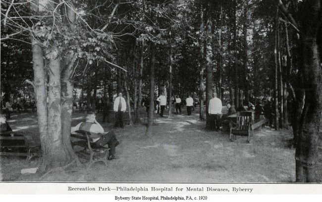 History Of Psychiatric Hospitals Nursing History And Health Care