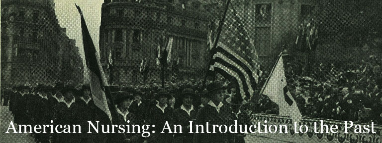 American Nursing An Introduction To The Past Nursing History